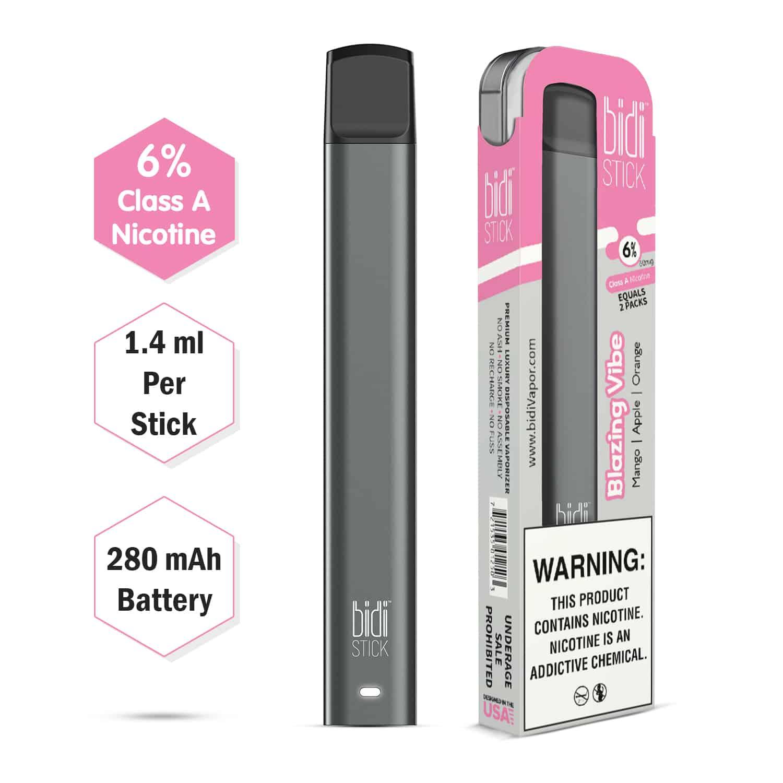 Bidi Stick - Disposable Vape Pen | Blazing Vibe