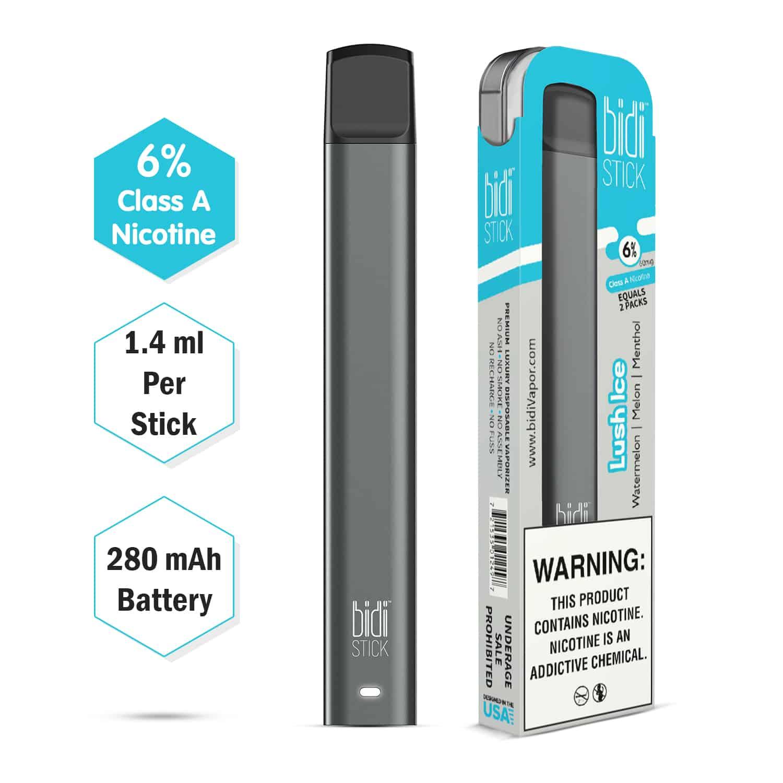 Bidi Stick - Disposable Vape Pen | Lush Ice